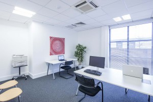 bright offices in cardiff