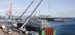 Swansea Wind Turbines