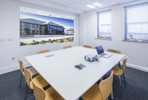 WorkBench meeting rooms
