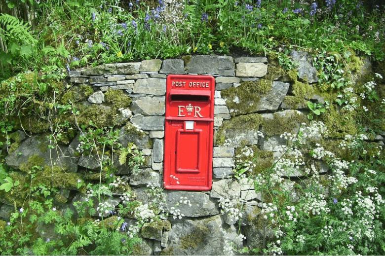 Mailing address PO Box