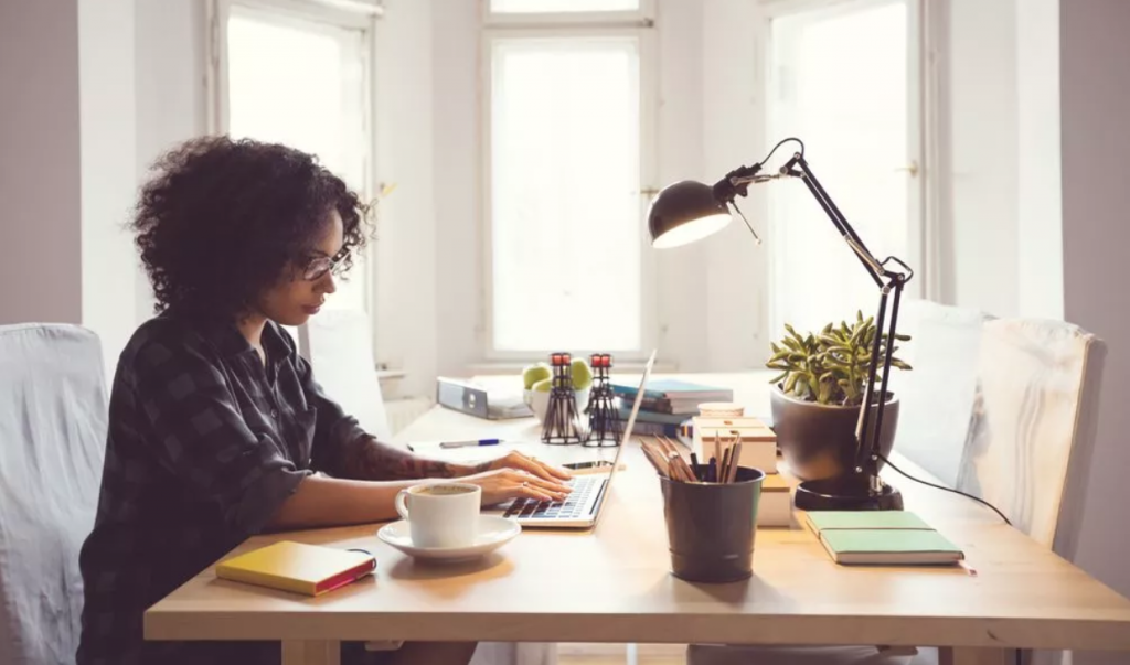 7 Productivity Tips For Working From Home